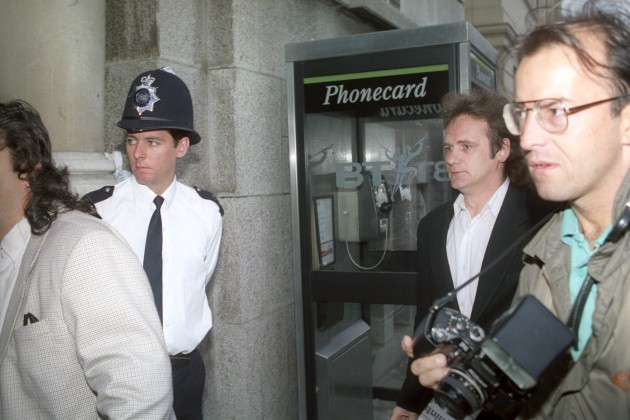 Crime - Guildford Four - Patrick Armstrong - Clerkenwell Magistrates' Court