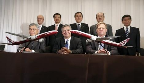 Japan Boeing