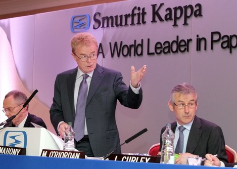 Smurfit Kappa Business AGMS