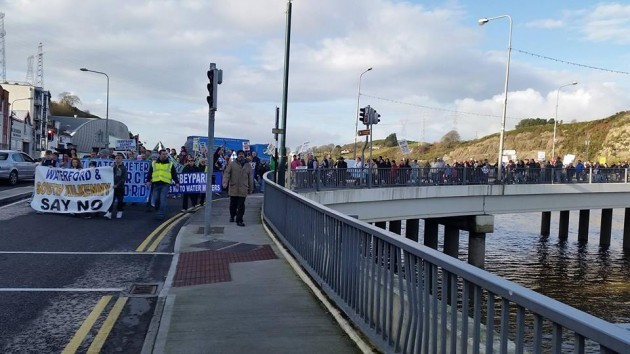 waterford protest 1