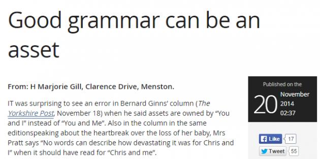 grammarletter