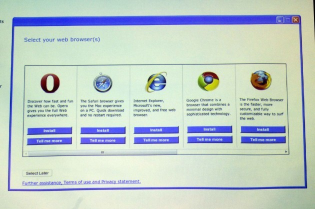 Belgium EU Antitrust Microsoft