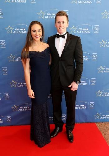 Cillian O'Connor and Ciara Ruddy