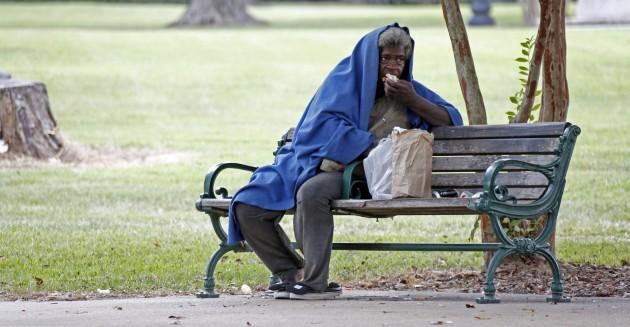 Homeless Picnic