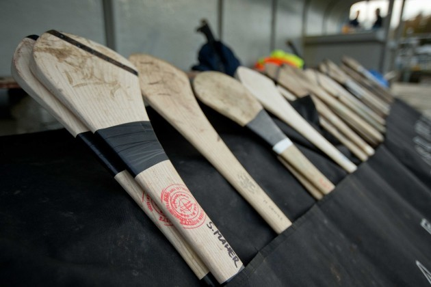 A general view of hurling