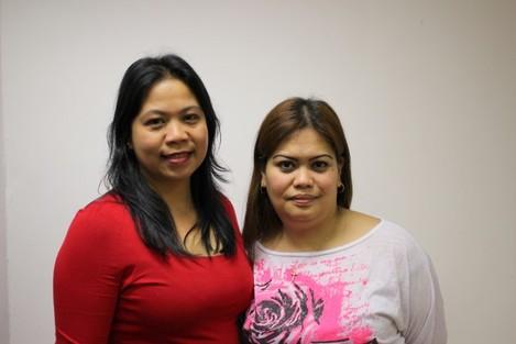 NO FEE - Laylanie Loparga and Jennifer Loparga