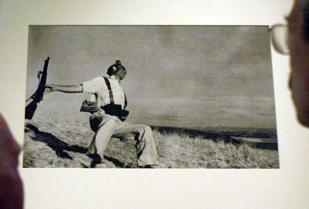 Spanish Civil War Peters Pictures