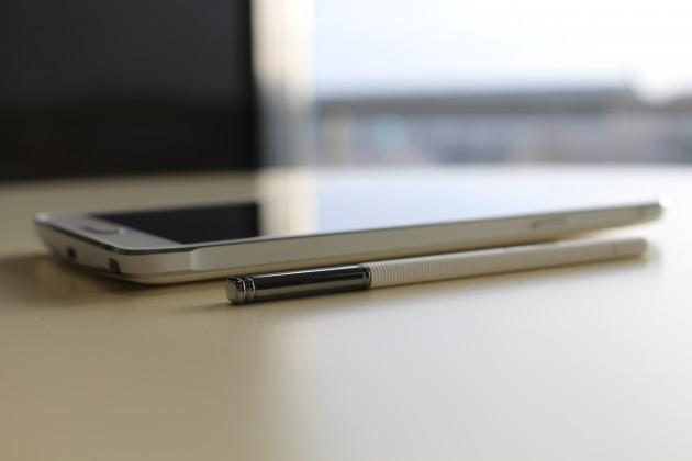 Note 4 + sylus