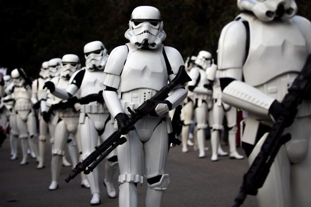 Spain Star Wars