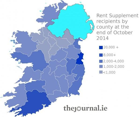 rent-supplement-map