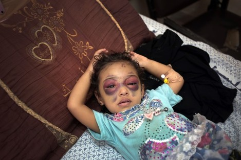Mideast Palestinians Youngest Victims Photo Essay