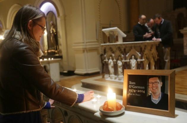 Tom O Gorman Vigils