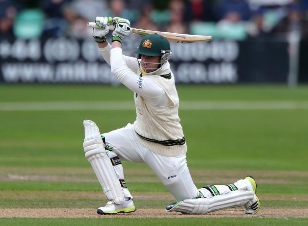 Cricket - Phil Hughes File photo