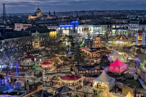 Galway Christmas Market 1