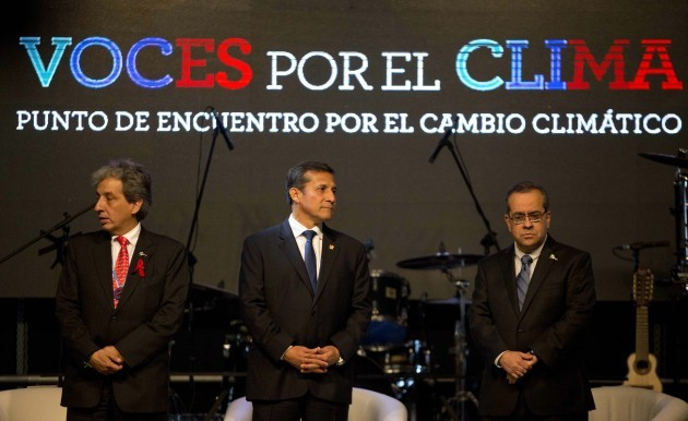 Peru Climate Change Conference