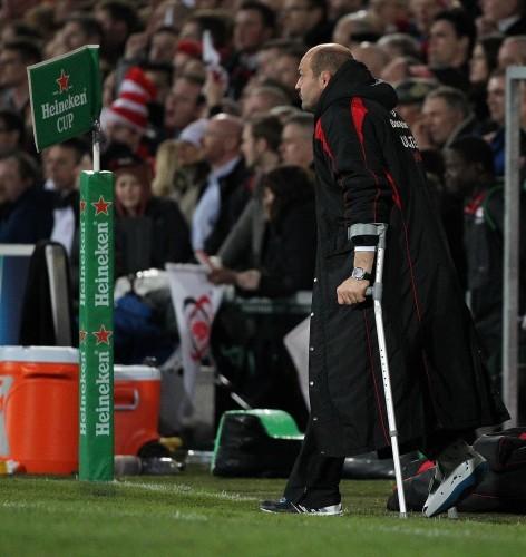 Rory Best injured