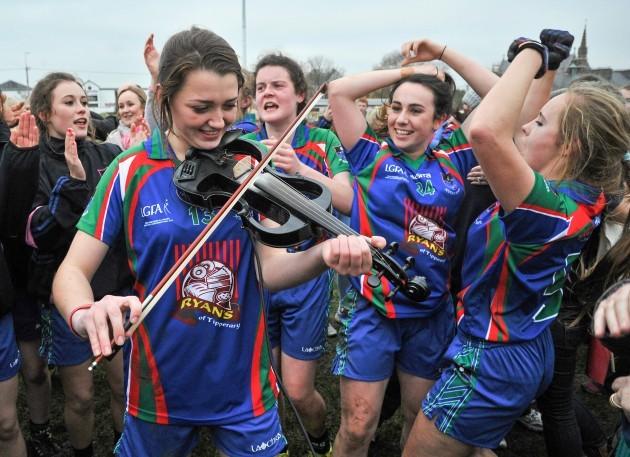 Murroe Boher v St. Ciaran's - TESCO Homegrown All Ireland Junior Club Championship Final