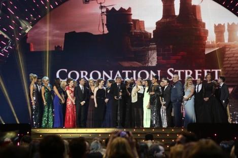 National Television Awards 2014 - Show - London