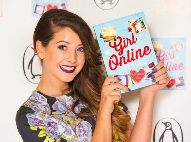 Girl Online Book Launch - London