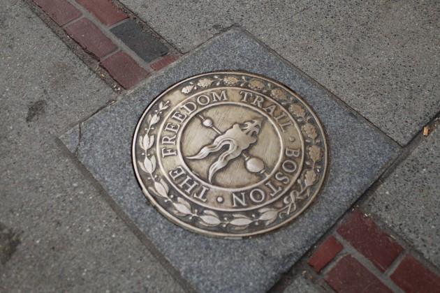 Boston Common Freedom Trail