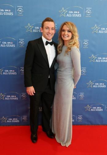 Richie Hogan and Anne Ryan