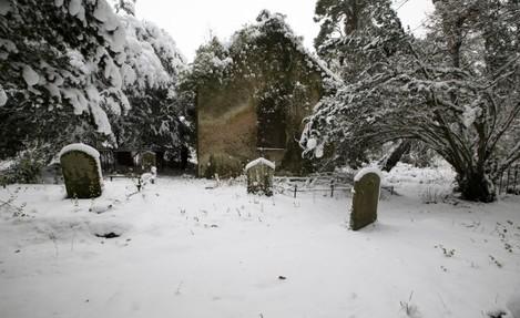 Snow Scenes The Big Freeze Part 2