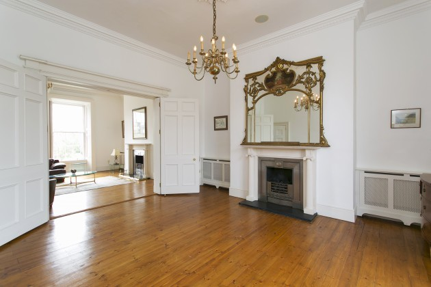 99 Upper Leeson St - Dining Drawing Room