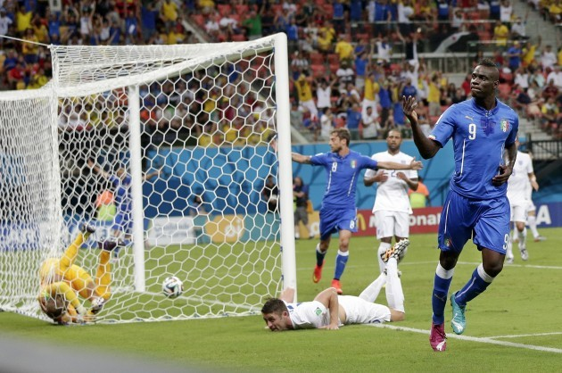 Brazil Soccer WCup England Italy
