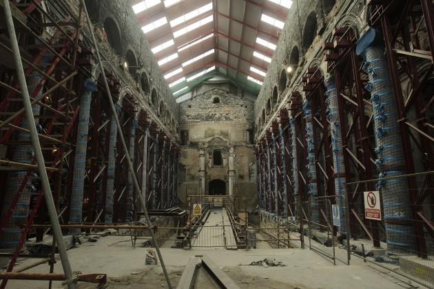 St Mel's Cathedral restoration