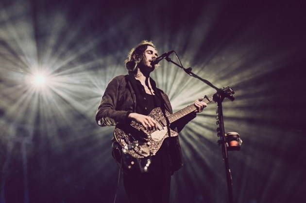 Hozier - Olympia Theatre, Dublin - 4th December 2014 | Facebook