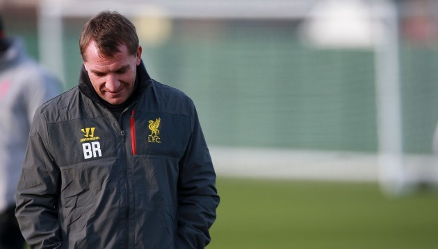 Soccer - UEFA Champions League - Group B - Ludogorets v Liverpool - Liverpool Training - Melwood Training Ground