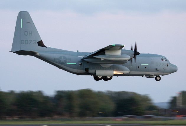 168073 KC-130J