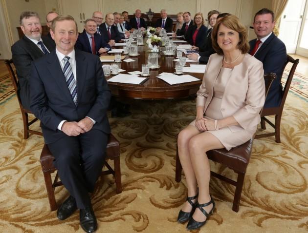 New Cabinet Reshuffles