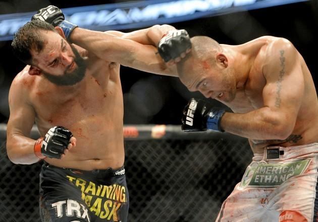 MMA-UFC 181 Mixed Martial Arts