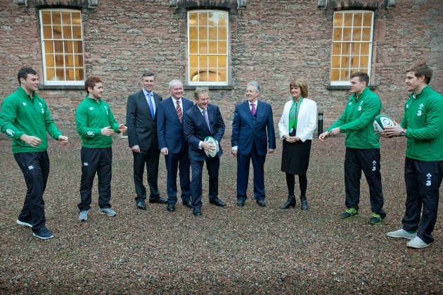 Bid For Rugby World Cup 2023 Announced