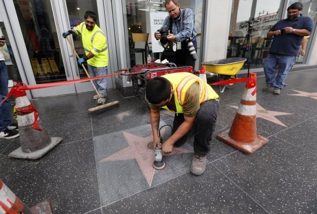 Bill Cosby-Hollywood Star