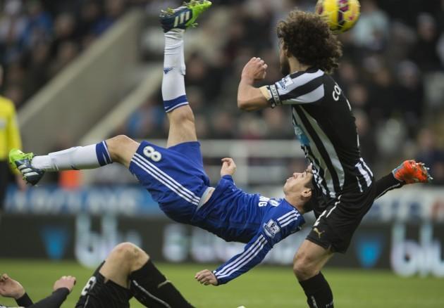 Soccer - Barclays Premier League - Newcastle United v Chelsea - St James' Park
