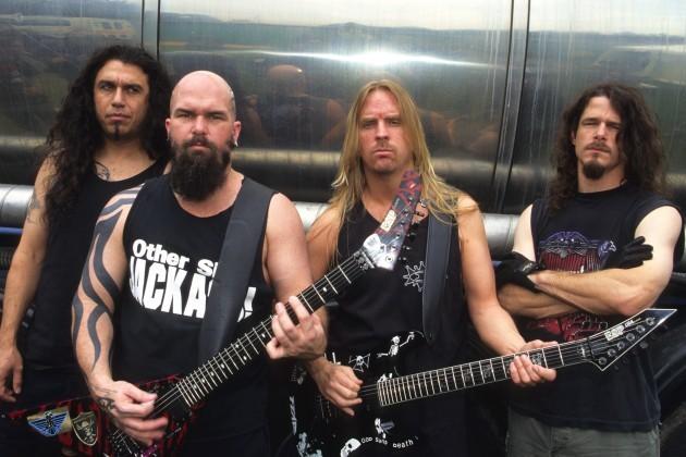 Music - Ozzfest 1998 - Slayer - Milton Keynes Bowl