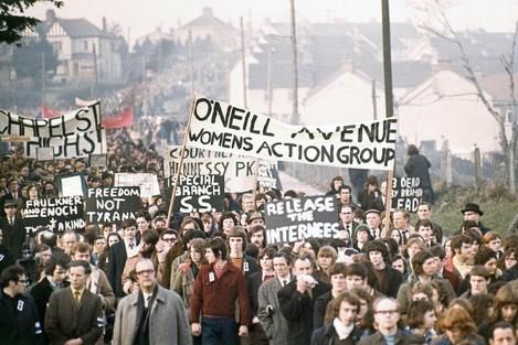 Northern Ireland Civil Rights
