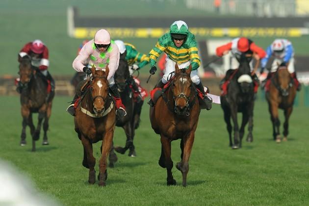 Horse Racing - 2014 Cheltenham Festival - St Patrick's Day - Cheltenham Racecourse