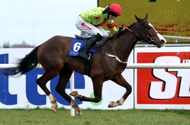 Our Conor ridden by Bryan Cooper comes home to win