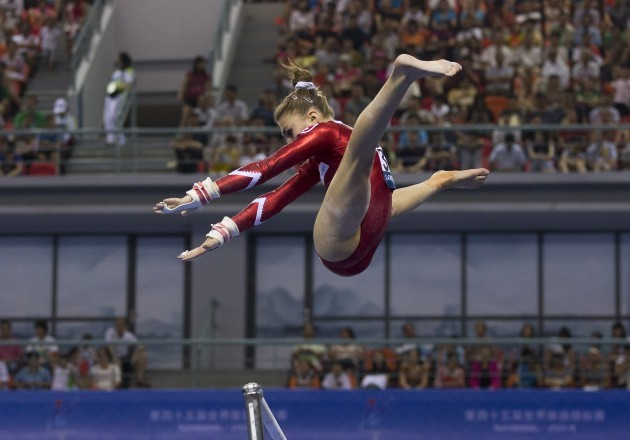 China Gymnastics Worlds