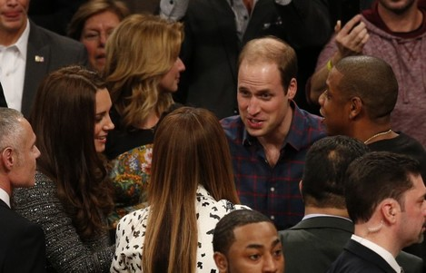 Royal visit to the US - Day Two