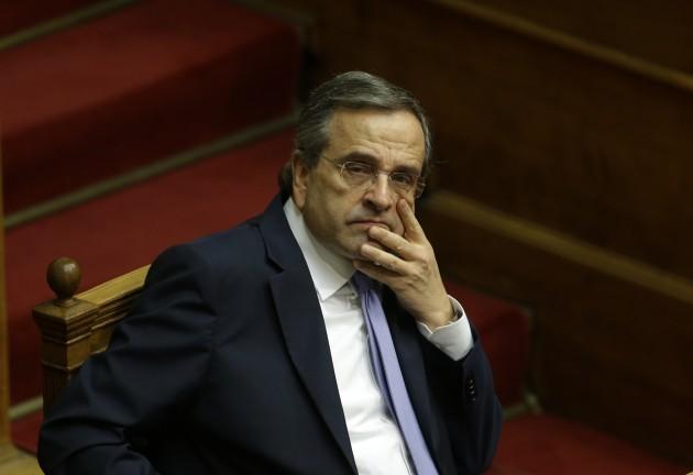Greece Budget