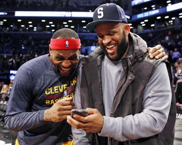 Cavaliers Nets Basketball