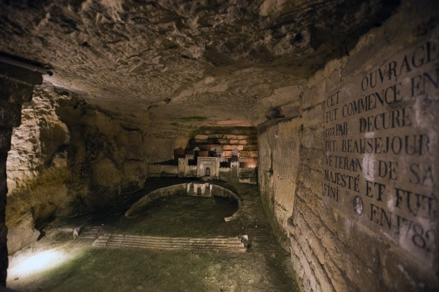 France Catacombs
