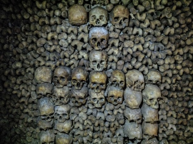 Catacombs - Paris