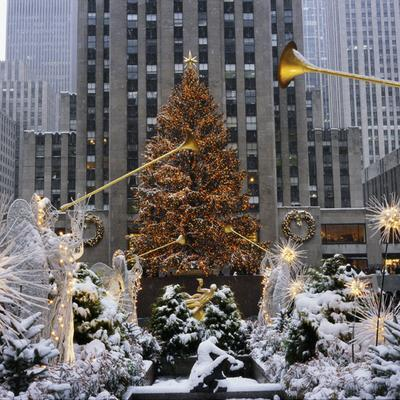 Rockefeller Center Tannenbaum.7 Iconic Christmas Trees From Around The Globe Thejournal Ie