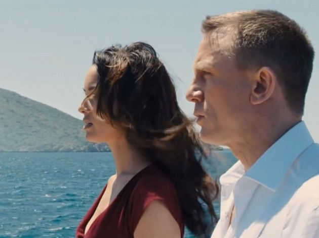 Like Bond films? You might like to visit the derelict island from