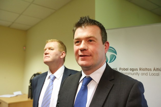 Launch of Plan to Tackle Homelessness.